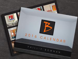 2016 Bowman Calendar